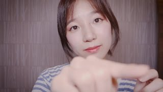 Hi! lovely people! It's Latte :) Today's video is simple hand movement and face touching video. And I added some tingly sounds from 6:35 ~ just a little bit...