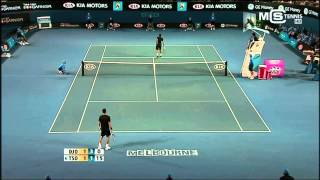 If you want to relive the best moments of the Australian Open 2008 Final, look at this video ! An incredible war between two great players which ended with t...