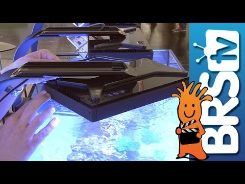 The Long Anticipated Radion Tank Mount! | Interzoo 2014