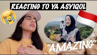 Video YA ASYIQOL BY SABYAN | REACTION MP3, 3GP, MP4, WEBM, AVI, FLV November 2018