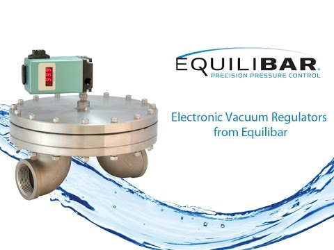 Electronic Vacuum Regulators from Equilibar
