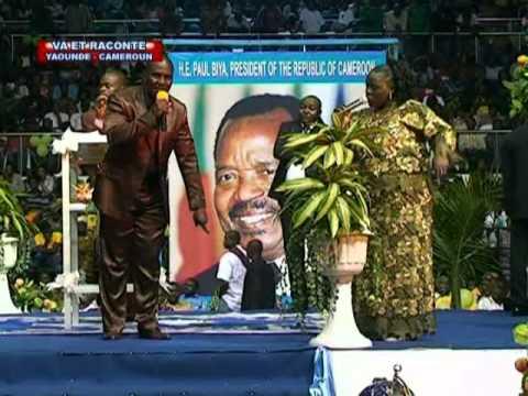 Temoignage du pasteur Pierre Okandjo, ancien marabout (2)