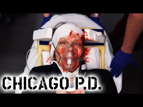 Lt. Platt ATTACKED   Chicago P.D.