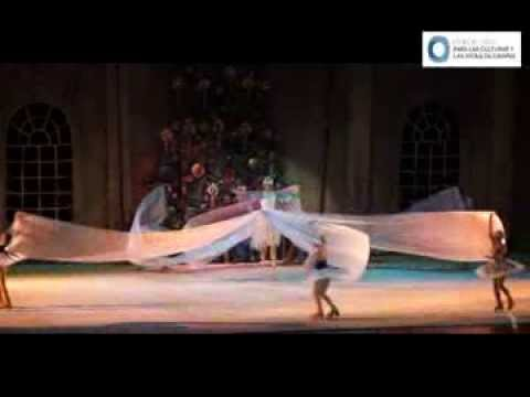 Presentación Ballet ruso sobre hielo. Obra: Cascanueces