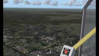 This is the video I made of the ULM tour, Argentina Division in IVAO. I fly with FS9.