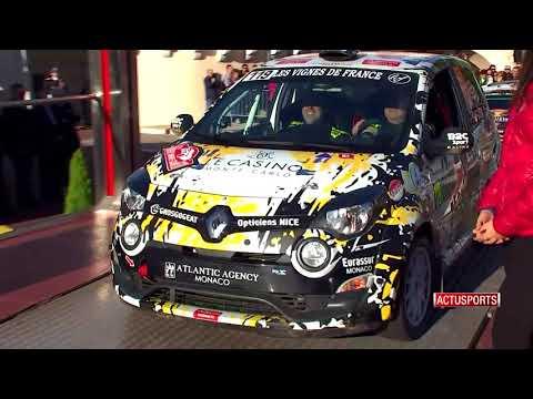 Rallye Monte-Carlo : Ogier entre dans l'histoire