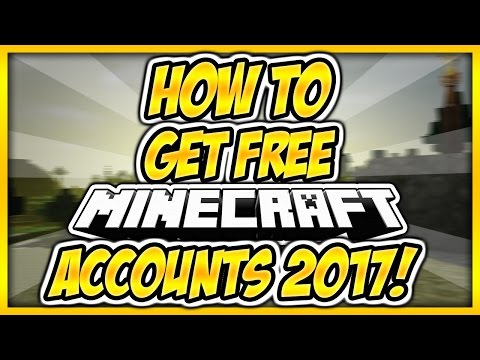 Video HOW TO GET A FREE PREMIUM MINECRAFT ACCOUNT! *NEW* [100% WORKING] [MULTIPLAYER WORKING] [2017] download in MP3, 3GP, MP4, WEBM, AVI, FLV January 2017