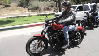 10. 2014 Star Bolt vs. 2013 Harley-Davidson 883 Iron