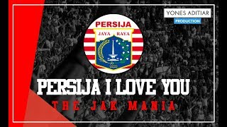 Video Lagu Persija - Persija I Love You (lyric) MP3, 3GP, MP4, WEBM, AVI, FLV Juli 2018