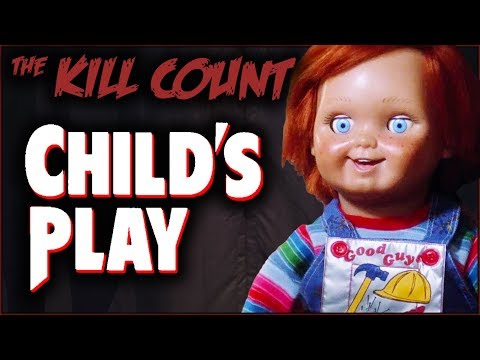 Child& 39;s Play (1988) KILL COUNT