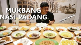 Video MUKBANG | Makan Banyak Di Restoran PADANG MERDEKA MP3, 3GP, MP4, WEBM, AVI, FLV November 2017