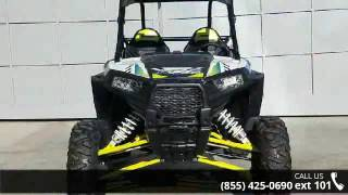10. 2017 Polaris RZR XP 1000 EPS White Lightning  - RideNow P...