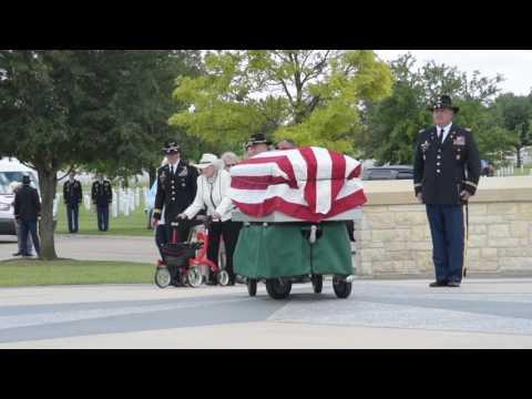 Gen. Robert M. Shoemaker Funeral Service