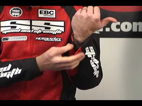 Speed & Strength Moment of Truth SP Mesh Jacket Review from SportbikeTrackGear.com