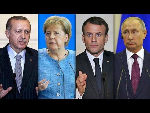 Τουρκία: Τετραμερής σύνοδος για τη Συρία