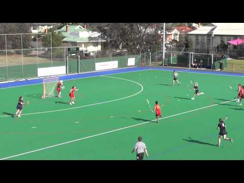 2014 Womens Senior Nationals Grand Final