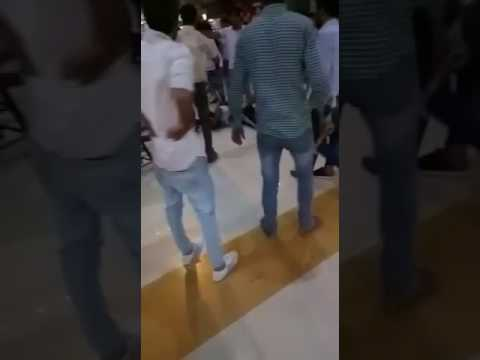 FOREIGNER ATTACKED IN GREATER NOIDA AT ANSAL PLAZA