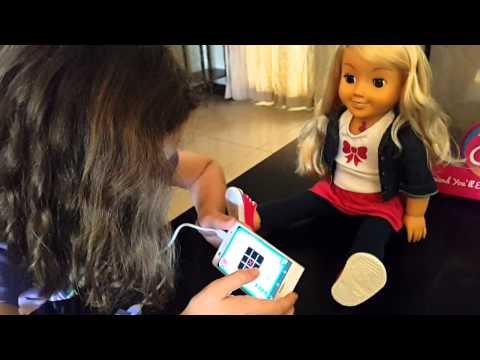 My Friend Cayla - The Internet Connected Doll Reviewed