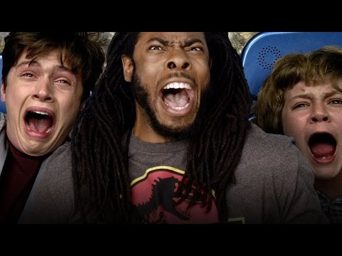 Jurassic World (Commercial Promo 'ESPN' Feat. Richard Sherman)