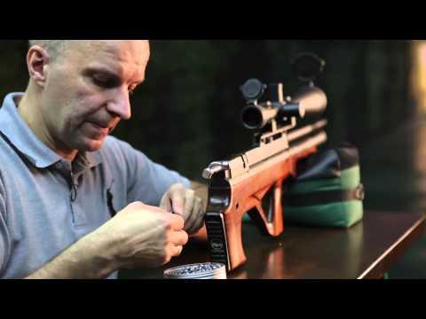 Made in RUSSIA! Пневматическая винтовка Edgun Matador Standart 6,35. Тест любителя. (видео)