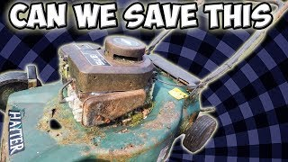 Video Could We Save This Lawnmower After 5 Years In The Bushes MP3, 3GP, MP4, WEBM, AVI, FLV November 2018