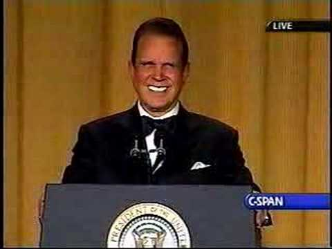 President Bush and Rich Little (complete)