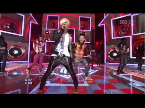 [HD] BIG BANG 110312 FANTASTIC BABY [LIVE]