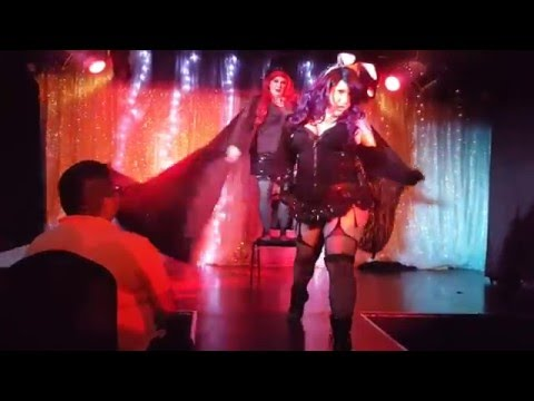 Lolita Foxxx opening debut with Trixie Larouge