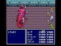 FF4 封印の洞窟 動画