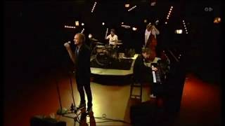 "Anders Bosons first appearance in Swedish Television performing the song ""Gothenburg City"" from his debutalbum ""Dont let me ..."