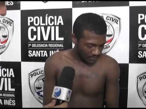 TV Remanso - SUSPEITO DE VÁRIOS ASSALTOS É PRESO EM SANTA INÊS