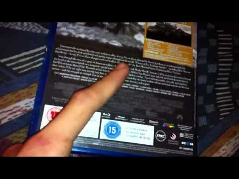 Saving Private Ryan Blu-ray Unboxing And Review