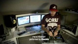 Superstar DJ Chuckie shows some of his favorite tricks