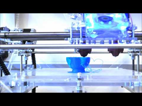 3D Systems – Bits from Bytes, RapMan 3.2 3D Printer Kit – Twin Head