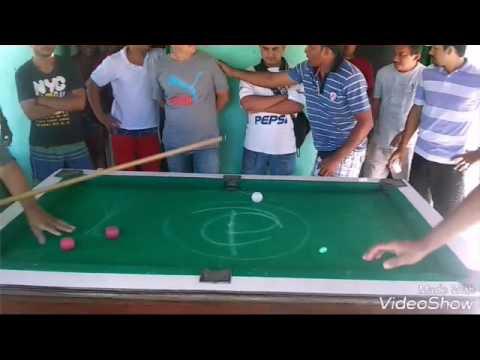 Final do torneio em Montanhas no bar do galego!