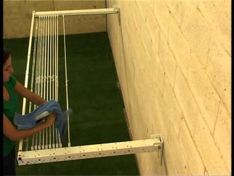 Сделать веревки на балконе для белья своими руками 42