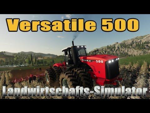 Versatile 500 v1.0.0.5