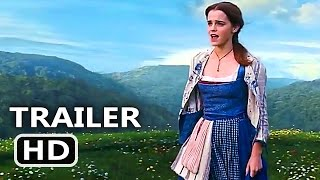 BEAUTY AND THE BEAST (2017) - ALL TRAILERS + TV Spots full download video download mp3 download music download