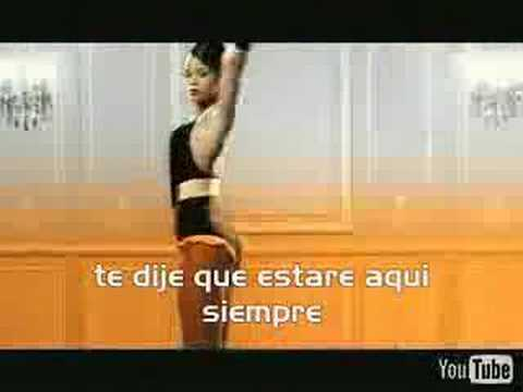 Rihanna - Umbrella (subtitulado en espaol)