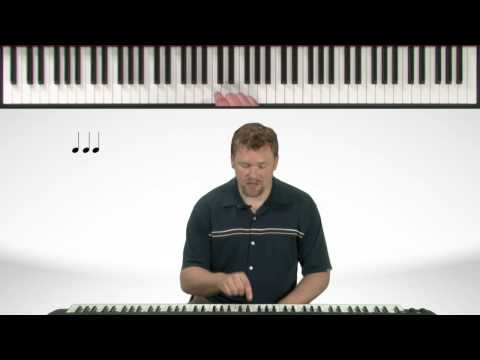 Counting Half Notes – Fun Piano Theory Lessons