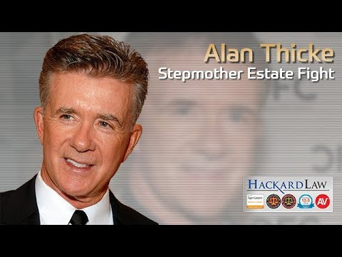 Alan Thicke | Another Stepmother Estate Drama