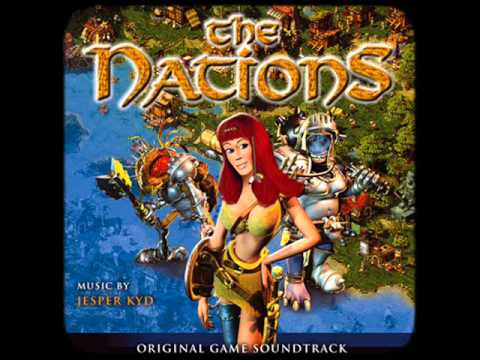 The Nations Soundtrack: Jesper Kyd - Fantasy World
