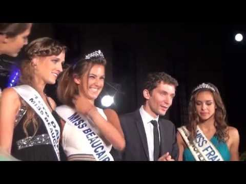 Election de Miss Beaucaire 2014