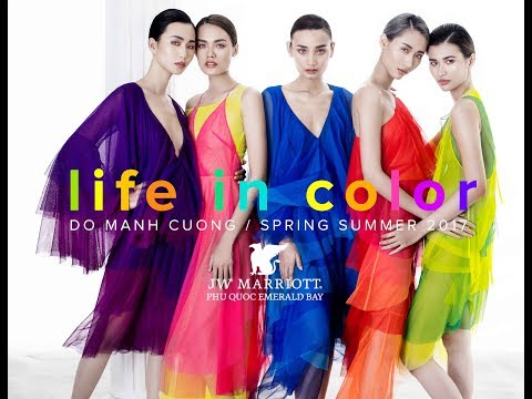 Do Manh Cuong | Spring Summer 2017 Full Show | Life in Color
