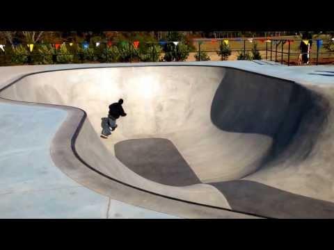 Swift Cantrell skatepark Kennesaw..