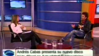 Cabas en: Cable Noticias Promo: Si te Dijera (Video) 13 12 11