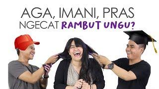 Download Video Imani & FD Dudes Ganti Warna Rambut?? | FD Tried & Tested MP3 3GP MP4
