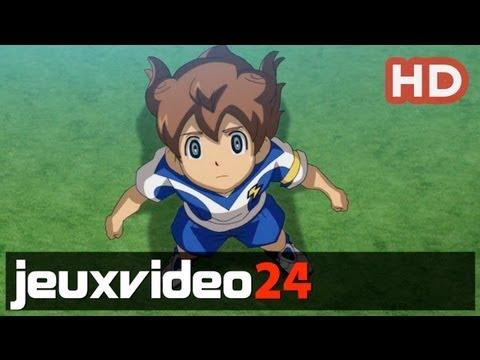 Inazuma Eleven Go Galaxy - Level-5 Vision Trailer HD (3DS)