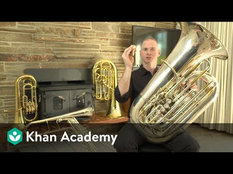 Tuba Interview And Demonstration With Chris Olka Video Khan Academy