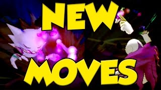 NEW MOVES IN POKEMON SUN AND MOON! by Verlisify
